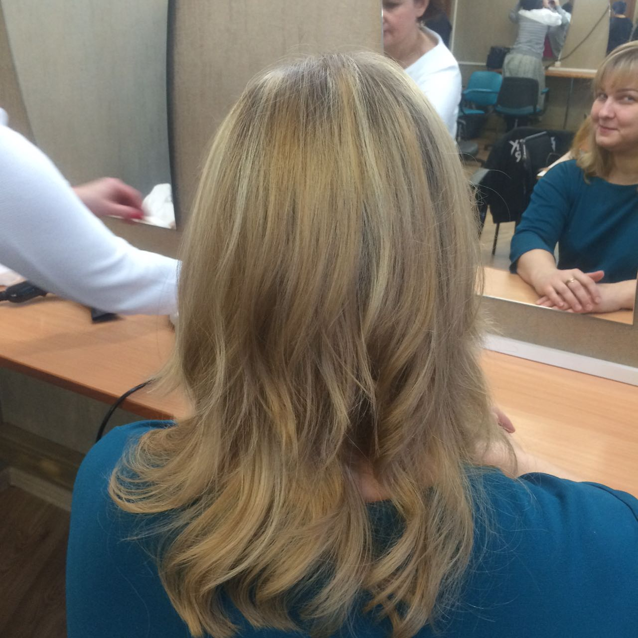 Курсы по окрашиванию волос